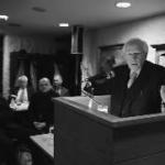 Ernst Nolte spricht beim Studienzentrum Weikersheim