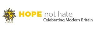 HOPE not hate - Celebrating Britain's diverse society (UK)