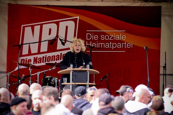 NPD in Schöneweide