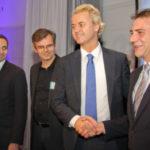 Wilders und Stadtkewitz (c)Matthias Zickrow