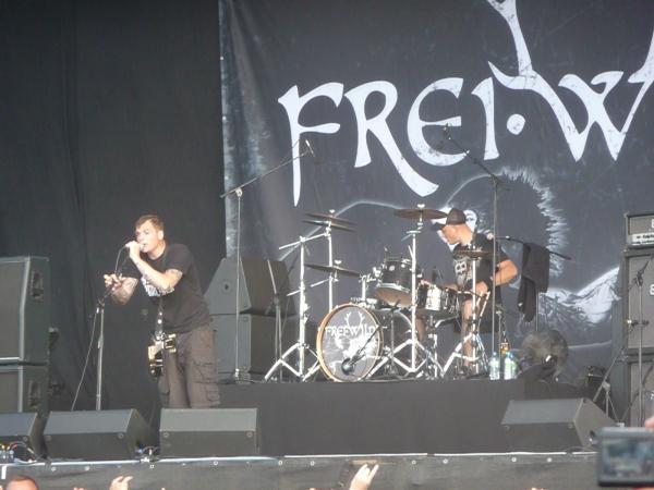 """""""Frei.Wild"""" auf dem """"Wacken Open-Air"""" 2010"""