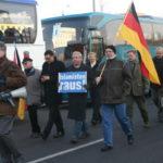 "Demonstration der ""Bürgerbewegung Pro Deutschland"" am 28. November 2010 in Berlin-Mitte"