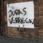 """""""Judas verrecke"""" am ersten November-Wochenende 2010 in Oberschöneweide"""