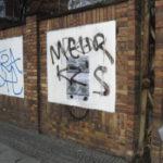 """""""Mehr KZ's"""" am ersten November-Wochenende 2010 in Oberschöneweide"""