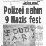 Vor 50 Jahren: 14 neonazistische Jugendliche festgenommen