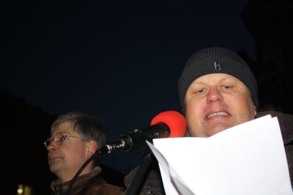 Patrik Brinkmann spricht über Preussen