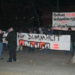 Neonazikundgebung am 15. März 2011 in Schöneweide