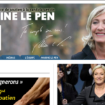 Marine le Pen erbt das Familienunternehmen