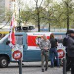 NPD-Kundgebung in Neukölln am 18. April