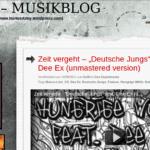 Screenshot: http://de3xmusik.wordpress.com/