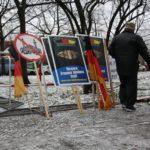 Extrem rechte Kundgebung von Pro Deutschland gegen SalafistInnen