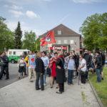 NPD-Provokation am Tag der Befreiung