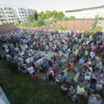 Pogromartige Stimmung in Marzahn-Hellersdorf am 9. Juli