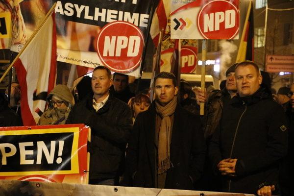 Andreas Käfer, Frank Franz und Ronny Zasowk (von links nach rechts) (c) apabiz