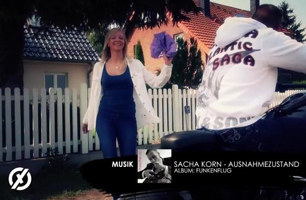 """Screenshot des Werbevideo von """"Erik&Sons"""" mit einem Song von Sacha Korn"""