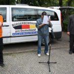 Toter vom Tauentzien war Kandidat von pro Deutschland