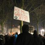Mahnwache als Farce - rechte Akteure instrumentalisieren Terroropfer