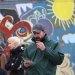 Neonazistischer Antikapitalismus - Proteste gegen Kleinstpartei III.Weg in Lichtenberg