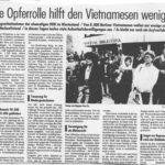 24. April 1992: Nguyễn Văn Tú wird in Marzahn von einem DVU-Sympathisanten erstochen